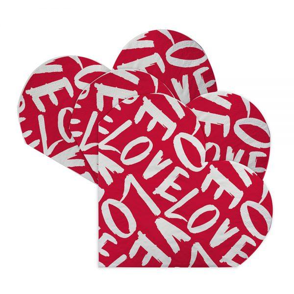 爱心纸巾1