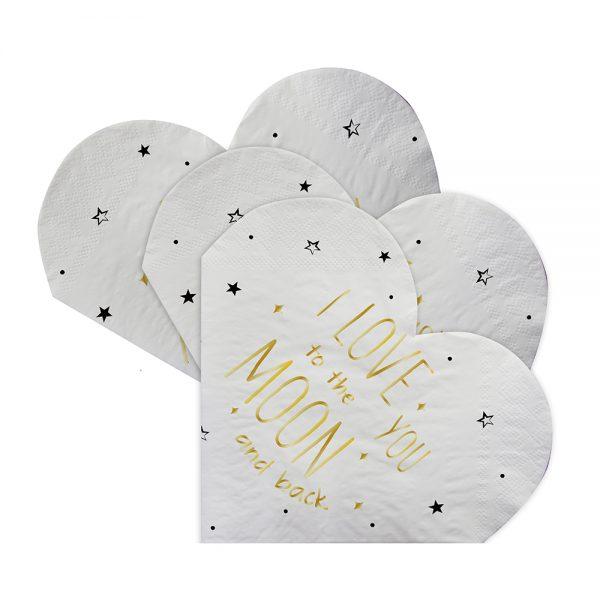 爱心纸巾2